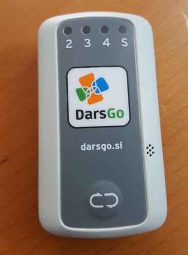 Slowenien DARS Box (Maut Box)