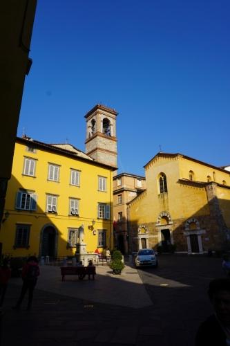Innenstadt Lucca