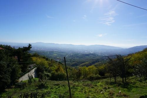 Blick Richtung Valdibrana